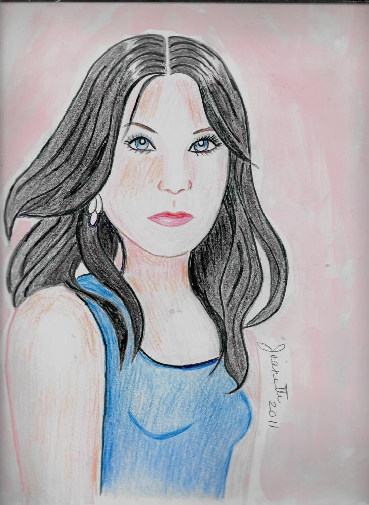 Liv Tyler par Jeanette
